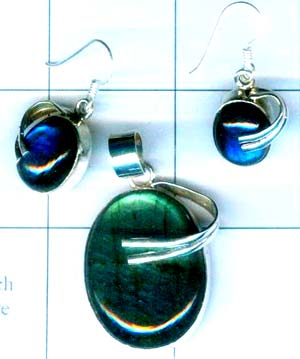 Silver elagent set collection-w8set029