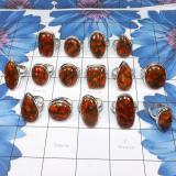 WSR994-100 gram Wholesale Geniune Copper Red Turquoise Gemstone 15 pcs