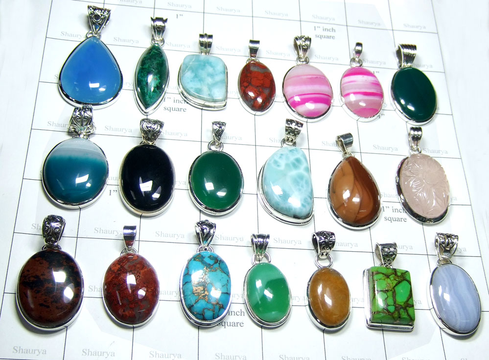 Free Size Wholesale Dealz Pendants-SS6YP009
