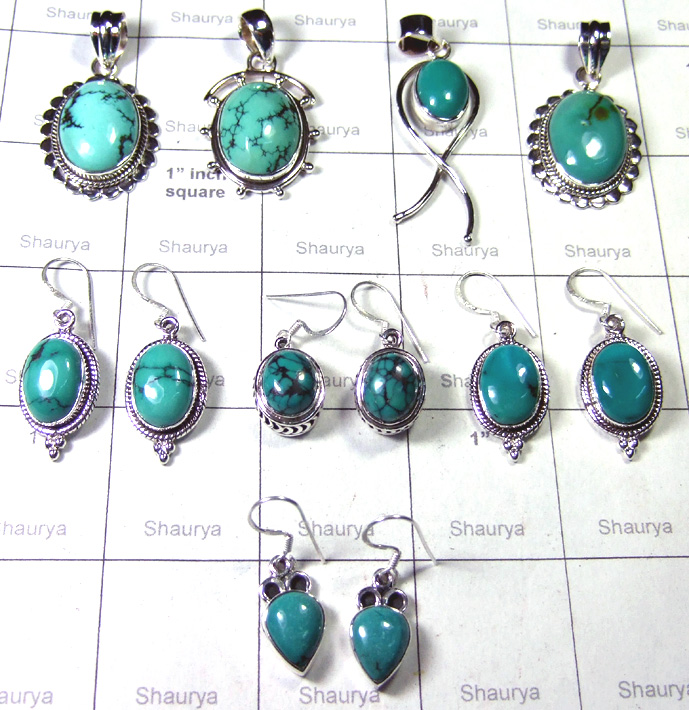 Turquoise Combo Lot-SS6YSET004