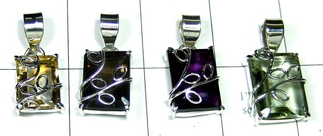 4 Cut Pendants-jyp370