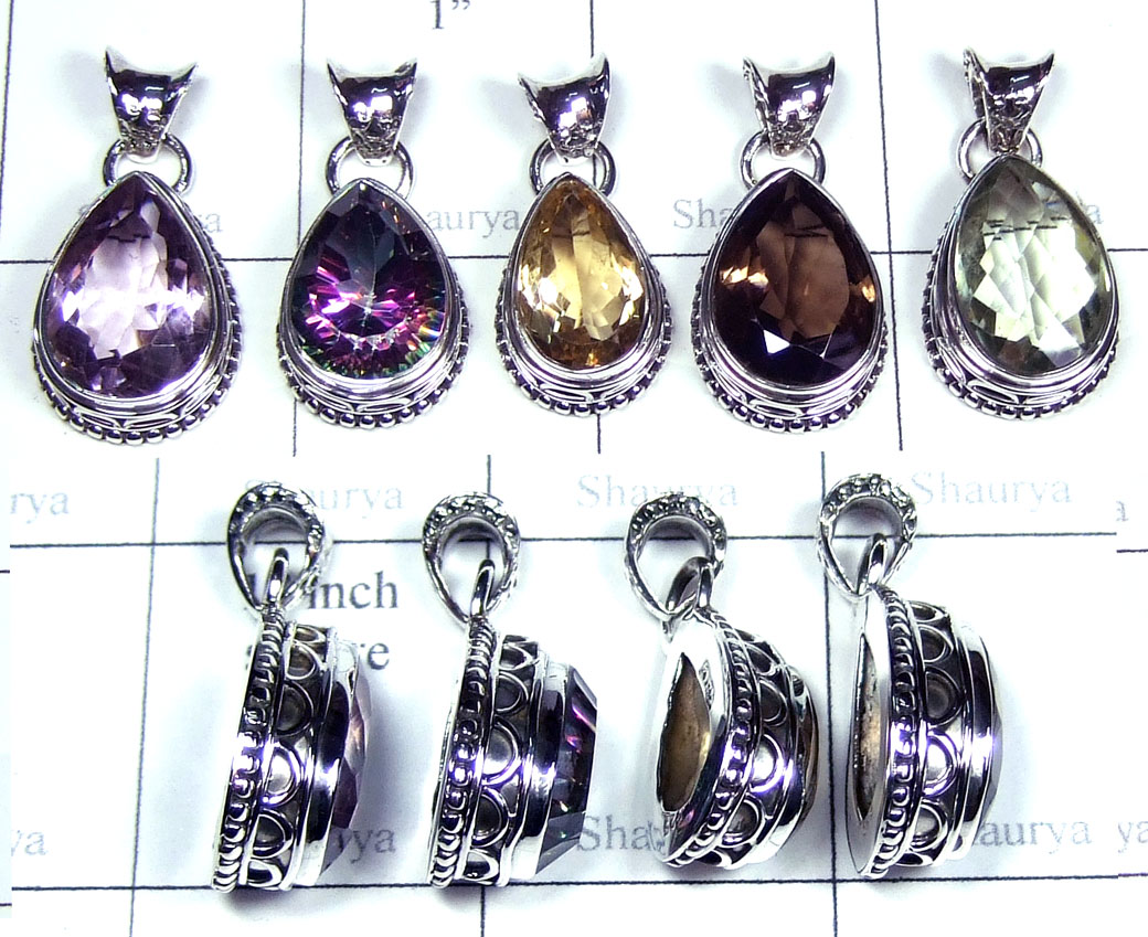 5 Cut Pendants-jyp379