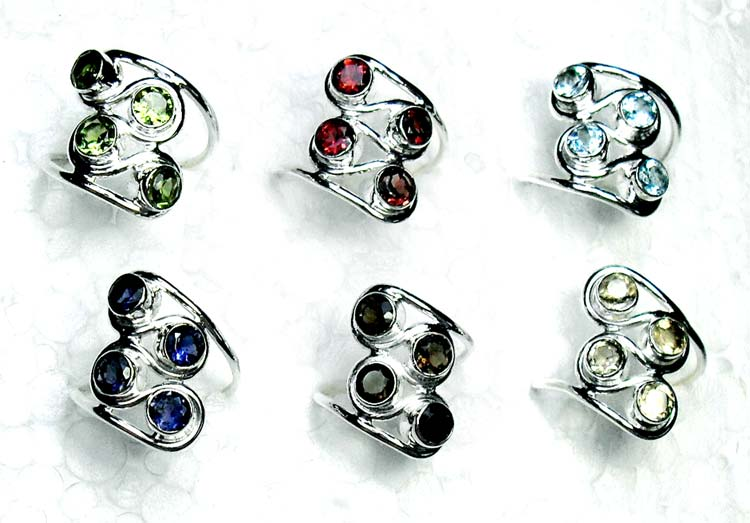 Wholesale silver Rings India-jyr071