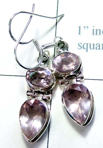 Wholesale sterling silver earring-ss4e053