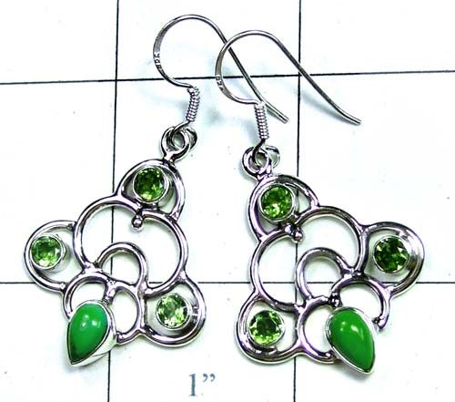 Wholesale Sterling silver Earring-ss4e228