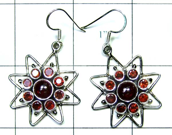 Wholesale Sterling silver Earring-ss4e251