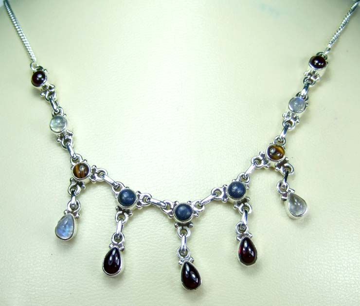 Wholesale Sterling silver Necklace-ss4n020