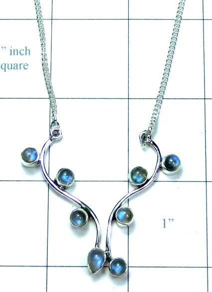 Wholesale Sterling silver Necklace-ss4n022