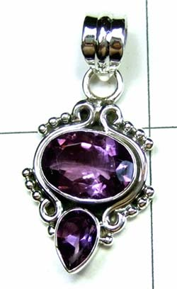 Wholesale Sterling silver Pendant-ss4p457