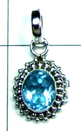 Wholesale Sterling silver Pendant-ss4p466