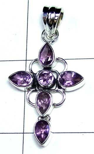 Wholesale Sterling silver Pendant-ss4p491