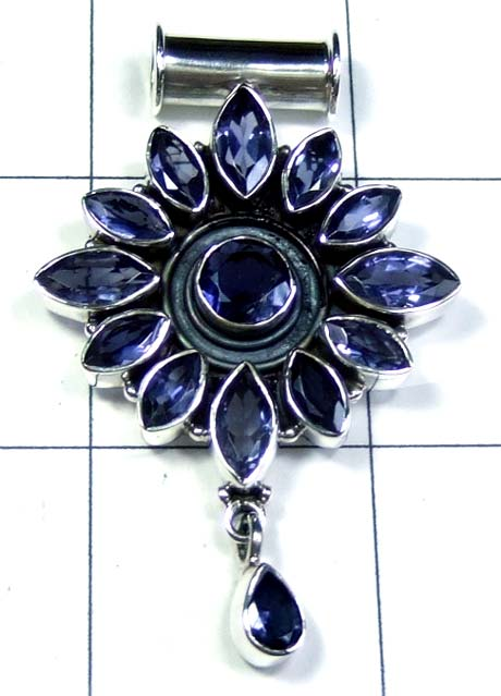 Wholesale Sterling silver Pendant-ss4p509