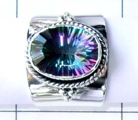 Wholesale Mystic Quartz Ring-ss4r016