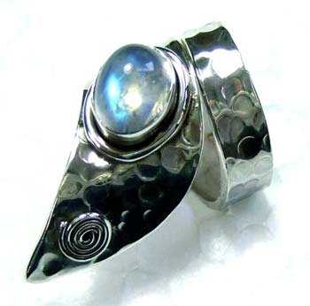 Sterling silver Ring-ss4r048