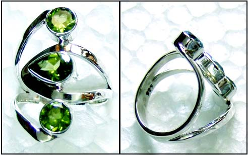 Wholesale silver Ring-ss4r124