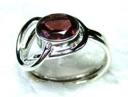 Sterling silver wholesale Ring-ss4r182