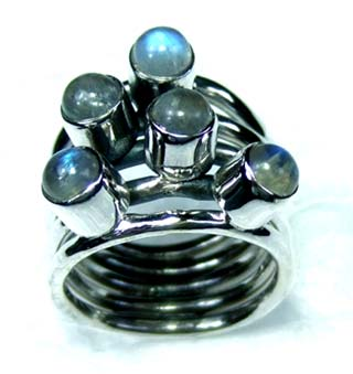 Sterling silver wholesale Ring-ss4r194