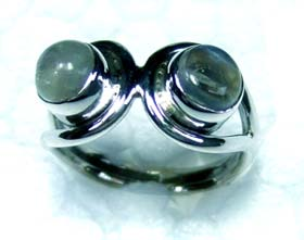 Wholesale Sterling silver Ring-ss4r207