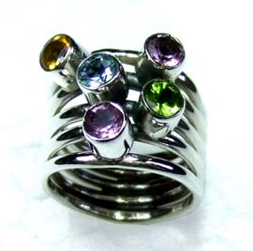 Wholesale Sterling silver Ring-ss4r217
