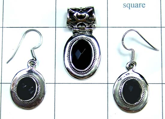 Wholesale Sterling silver Set-ss4set049