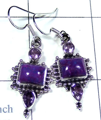 Wholesale gemstone Earring-ss5e086