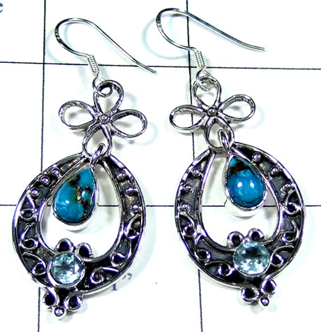 Semiprecious gemstone Earring-ss5e227