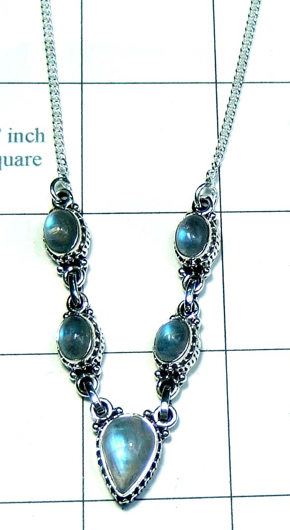 Handmade Silver Necklace-ss5n012
