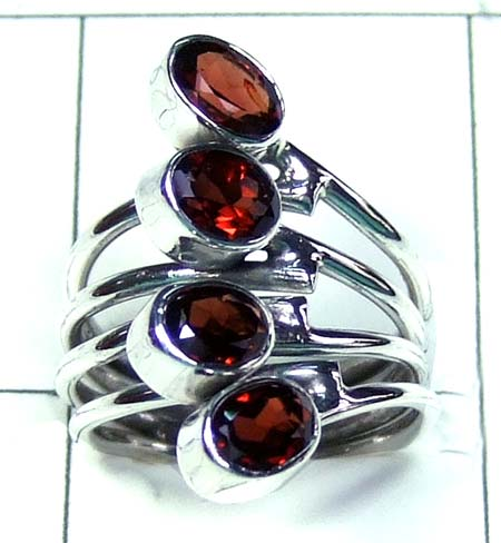 Sterling silver Classic Ring-ss5r009