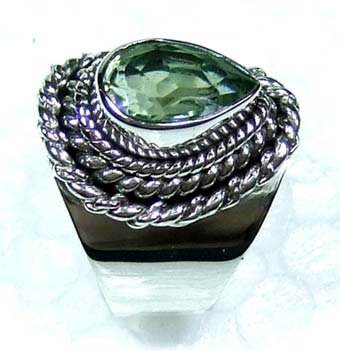 wholesale silver gemstone ring ss5r011 handcrafted