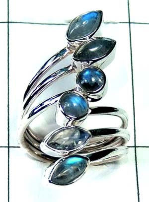 Silver Classic Ring-ss5r012