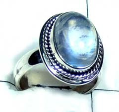Sterling silver gems Rings-ss5r056