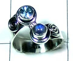 Color gemstone Ring-ss5r062