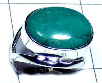 Turquoise silver Ring-ss5r125