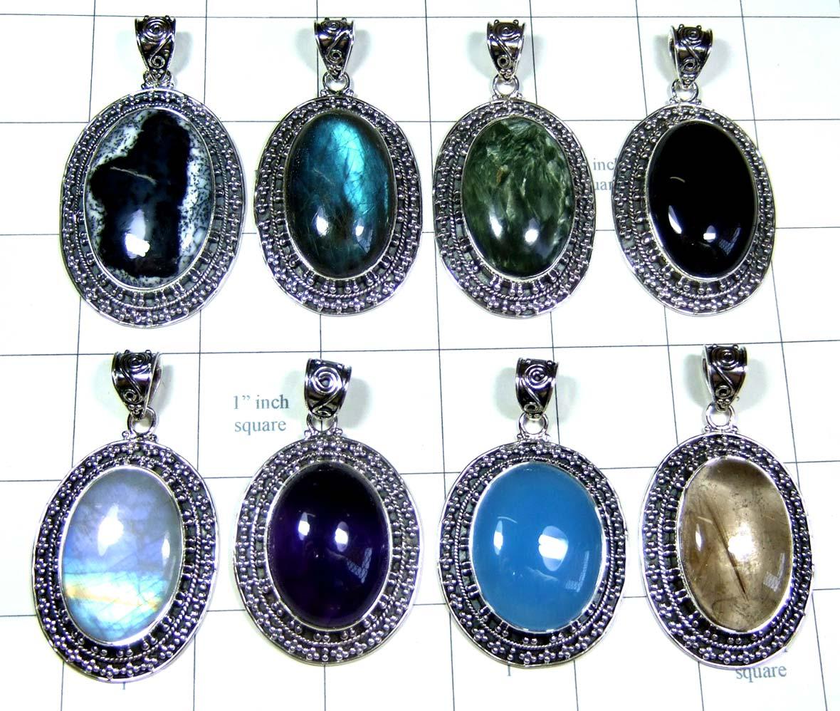 Sterling silver wholesale Pendants-wljsp014, Handcrafted ...