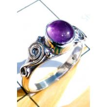 RBS912-925 Sterling Silver Cab Gemstone Small Size Designer Ring Wholesale Lot