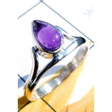 RBS925-Beautiful Wholesale Lot Lightweight Small Size Ring With 925 Sterling Silver Cab Gemstone