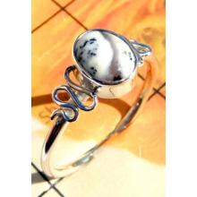 RBS952-925 Sterling Silver Beautiful Design Small Size Trendy Ring Wholesale Lot