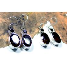 Cab Stone Bejal Earrings-SS6CE005