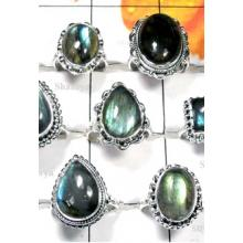 W2CBR992-700 gm-Gorgeous Designer Rings With Labradorite