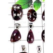 W2GC998-250 gm-Elegant Cocoxenite Gemstone Pendants