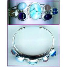 Wholesale Silver Bangle-jsbn007