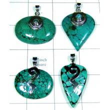 Turquoise wholesale Pendants 250g-jspdp003