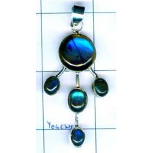 Silver fancy pendent-nscsp208