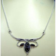 Wholesale silver necklace-ss4n007