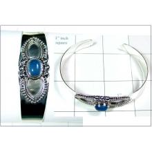Silver Bangle-ss4sben006