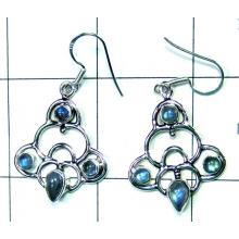 Classic silver color gems Earring-ss5e015