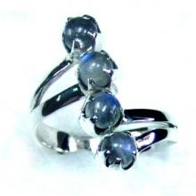 Sterling silver Classic Ring-ss5r002
