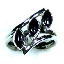Wholesale silver gemstone Rings-ss5r039