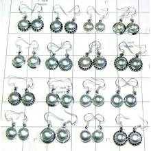 Pearl Earrings wholesale Lot-wljse007
